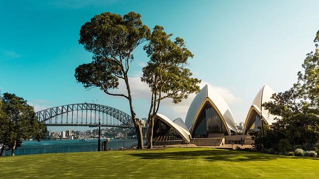 australia 4249691 640 - シドニーに行こう!基本情報、行き方、観光地、留学、ワーホリまで徹底解説!