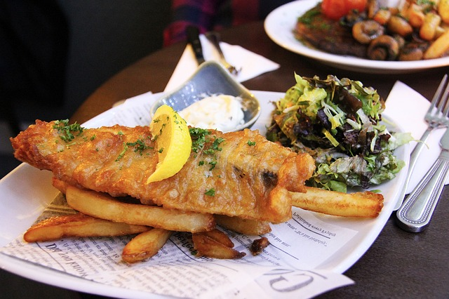 fish and chip 3039746 640 - シドニーに行こう!基本情報、行き方、観光地、留学、ワーホリまで徹底解説!