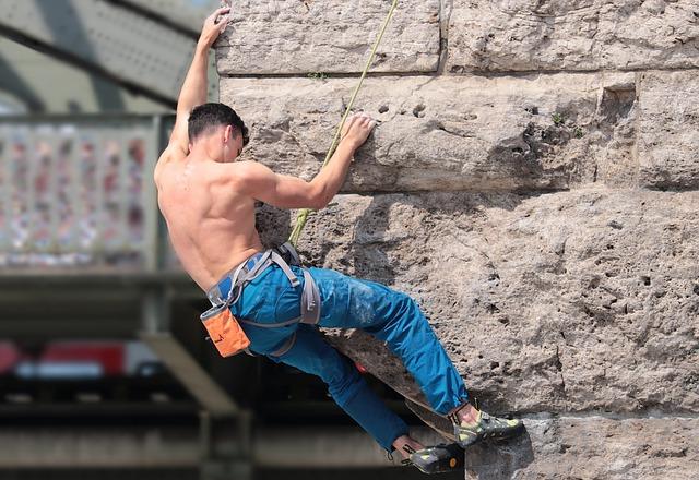 free climbing 4196577 640 - ブリスベンに行こう!基本情報、行き方、観光地、留学、ワーホリまで徹底解説!