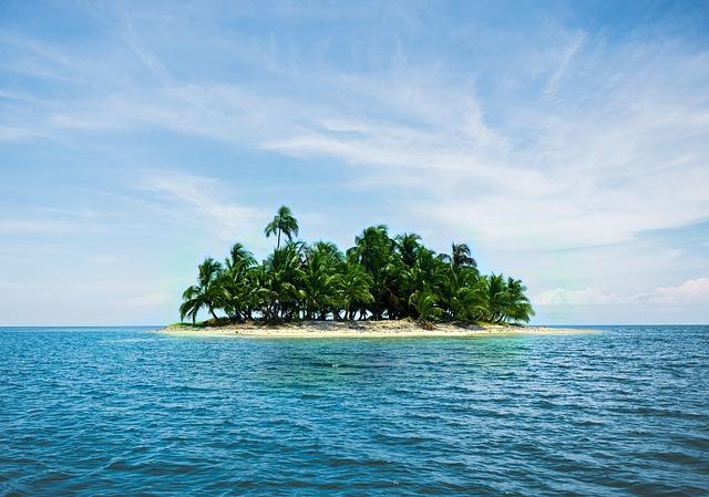 island 2482200 640 - ブリスベンに行こう!基本情報、行き方、観光地、留学、ワーホリまで徹底解説!