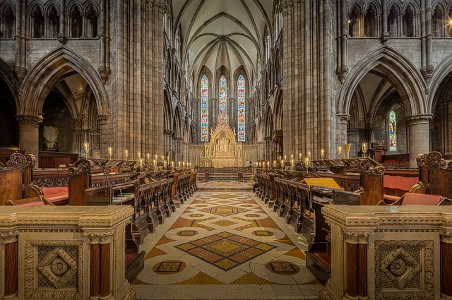 st marys cathedral 3537537 640 - シドニーに行こう!基本情報、行き方、観光地、留学、ワーホリまで徹底解説!