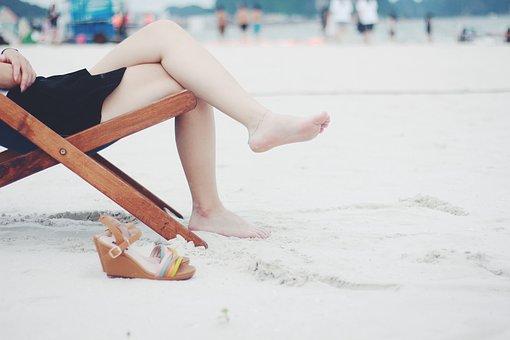 beach 1845311  340 - オーストラリアの都市ごとの季節別服装。冬は意外と寒い!?