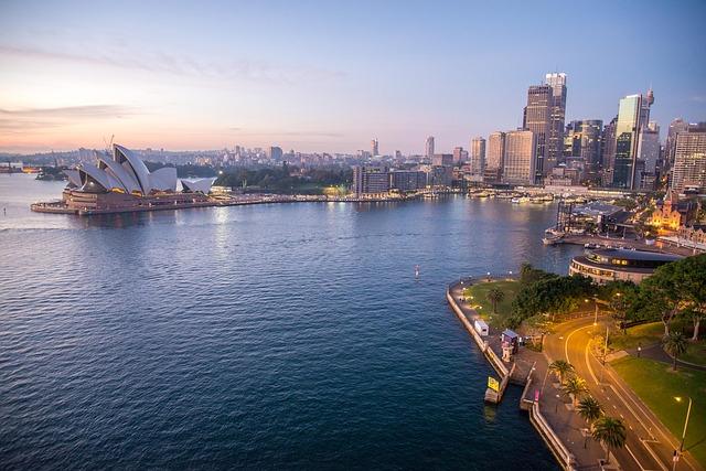 sydney opera house 354376 640 - シドニー留学のおすすめ語学学校を徹底比較!費用と特徴まとめ