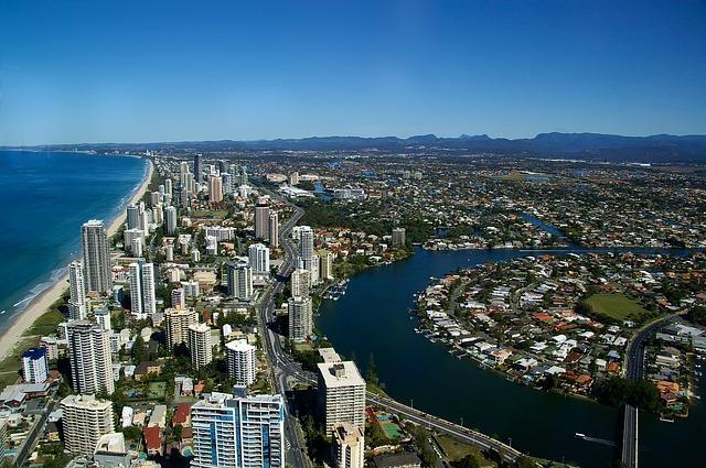 gold coast city 446964 640 - ゴールドコースト留学はなぜ人気?デメリットも合わせて解説の完全ガイド!