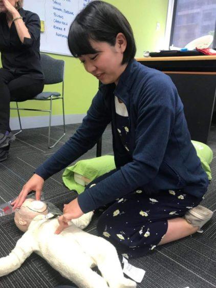 CPR e1561976097723 - Ability, MEGT, IH Sydneyで1年間の保育留学【オーストラリア留学体験談】