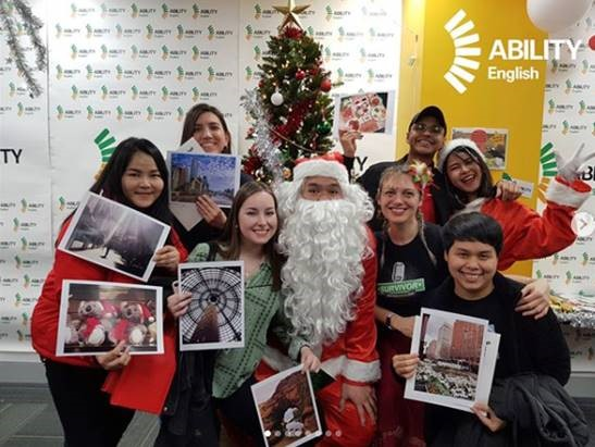 ability christmas - サバイバー学生主催によるクリスマス IN JULY (Melbourne)のイベント