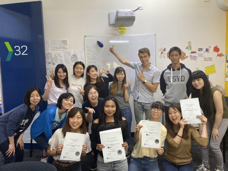 IMG 2632 - 【J-shine留学体験談】大学最後を有意義に過ごすためシドニーで資格取得
